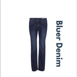 Bluer Denim